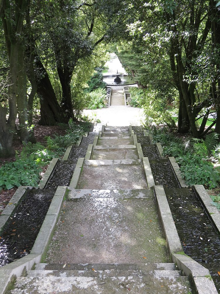 The Cascade – Water Staircases