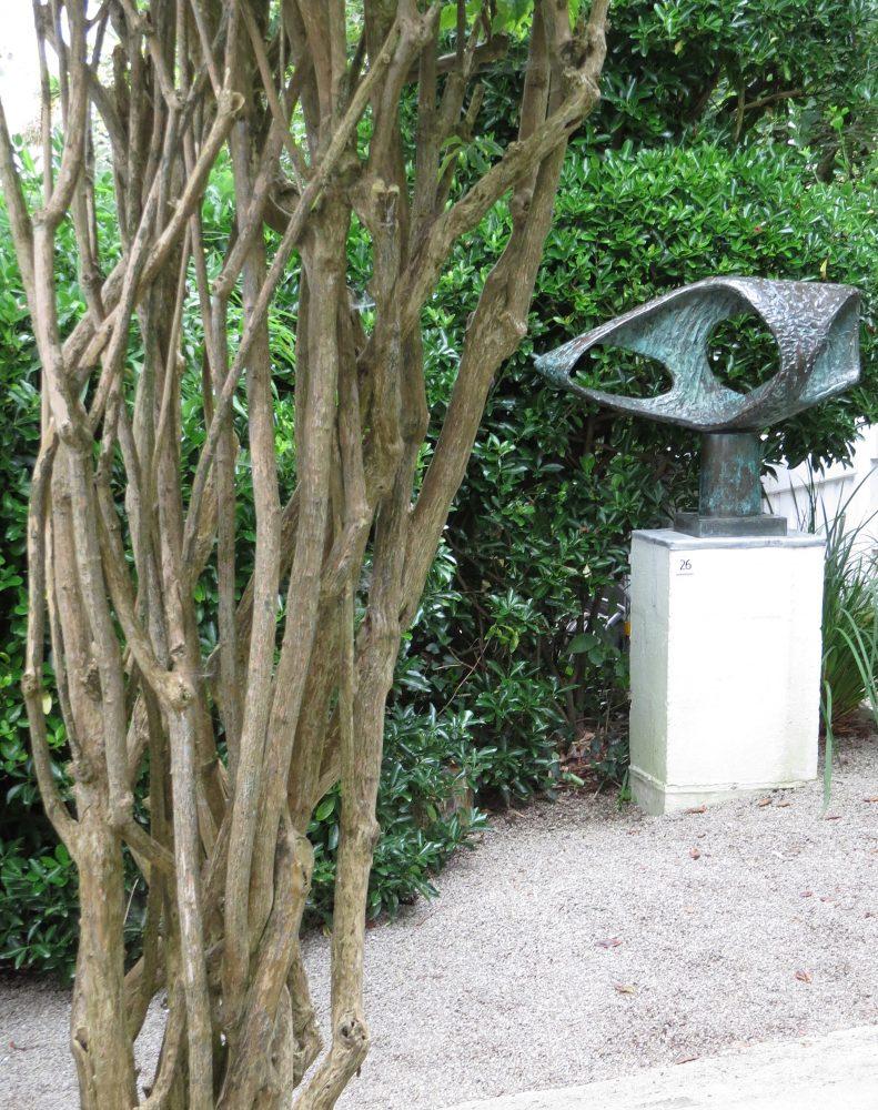 henry moore wood sculptures