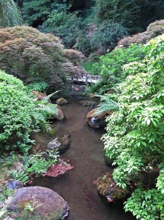 The Upper Strolling Pond Garden