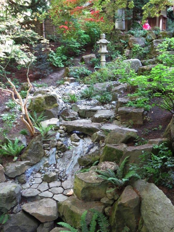 The Entry Garden