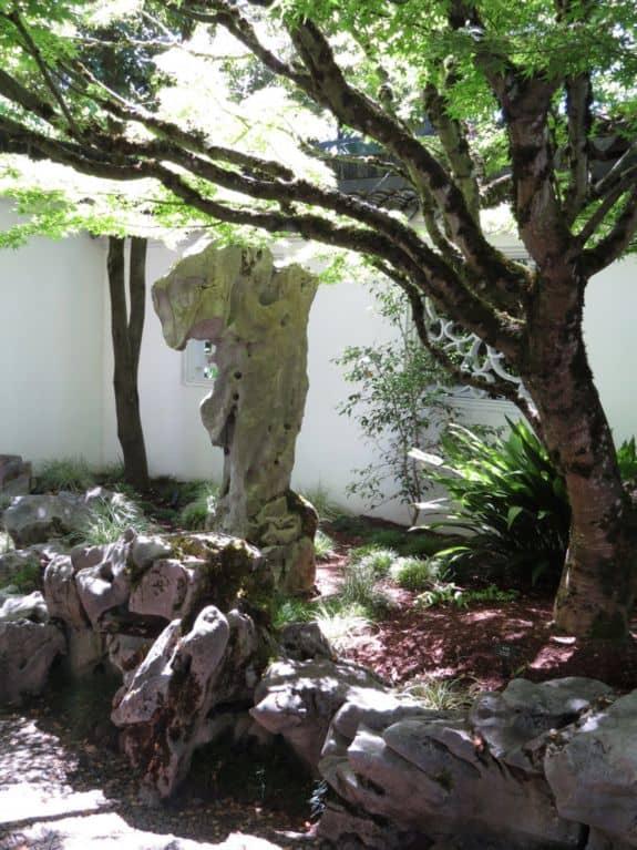 The Scholar's Pavilion Courtyard