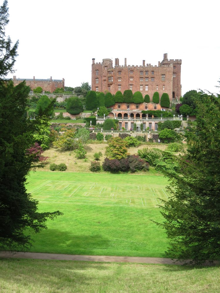The Site of The Former Water Garden